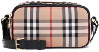 Burberry Camera Micro Vintage Check belt bag