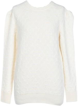 Marc Jacobs Ecru Wool Knitwear for Women