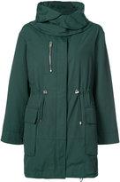 Proenza Schouler concealed fastening parka coat