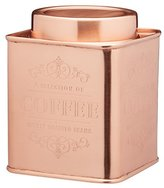 Kitchen Craft Le'Xpress Metal Coffee Canister, 10 x 12 cm - Copper Finish