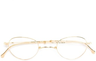 Lunor Classic Oval Glasses