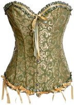 Spring Fever Women's Sexy Lingerie Boned Corsets and Bustiers(M, )