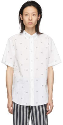 Rag & Bone White Fit 2 Tomlin Shirt