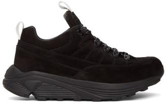 Diemme Black Monte Grappa Sneakers