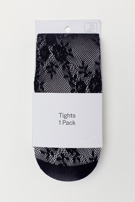 H&M Lace Tights