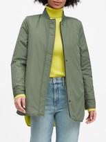 Banana Republic Water-Resistant Reversible Jacket