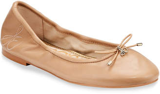 Sam Edelman Felicia Embroidered Ballet Flat
