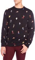 Eleven Paris Family Guy Fleece Sweatshirt