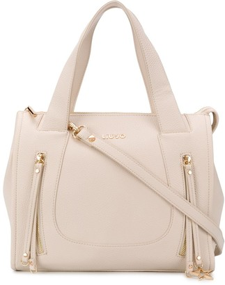 Liu Jo Boston faux leather tote