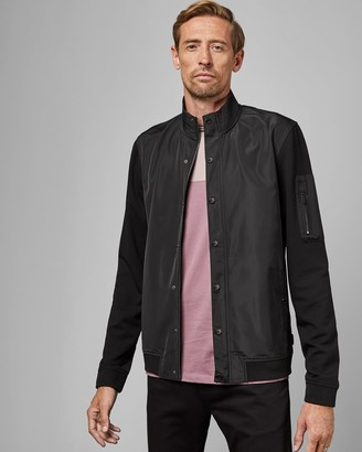 Ted Baker Tall Funnel Neck Jacket