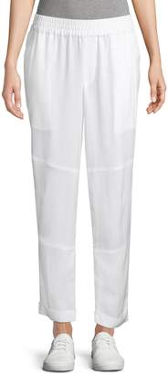 Lord & Taylor Classic Pull-On Pants