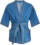 MiH Jeans Finn kimono denim jacket