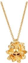Alexander McQueen 301699J160O8187 (Gold/Burgundy) - Jewelry