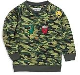 Sovereign Code Boys' Lennox Camouflage Sweatshirt - Little Kid