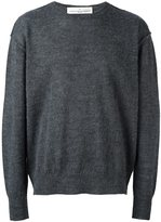 Golden Goose Deluxe Brand crew neck jumper - men - Virgin Wool - S
