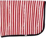 Coccoli Distressed Stripe Blanket