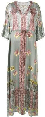 Temperley London Beaumont kaftan dress
