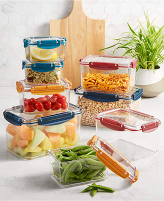 Tools of the Trade 16-Pc. Tritan Food Storage Container Set