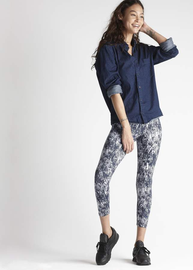 Andy Skimmer Cotton Stretch Shaping Legging