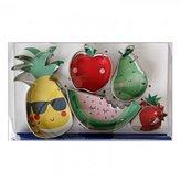 Meri Fruit Cookie Cutter Set - 5 Piece Cutter Set