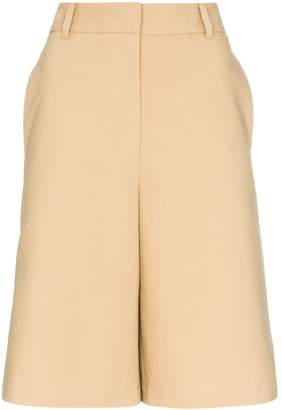 LVIR knee-length tailored shorts