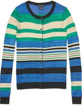 Scotch & Soda Block Striped Cardigan