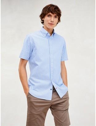 Tommy Hilfiger Regular Fit Short-Sleeve Shirt