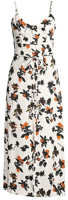 Derek Lam Floral Camisole Dress