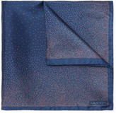 Lanvin - Speckled Silk Pocket Square