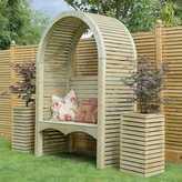 Grange Fencing Contemporary Garden Arbour