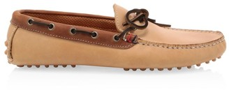 Sperry Made In Maine 1-Eye Leather Driver Shoes