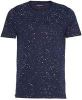 French Connection Men's Star Splatter Printed Jersey T-Shirt
