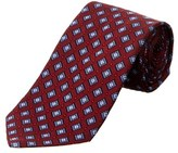 Brooks Brothers Red Square Dot Silk Tie.