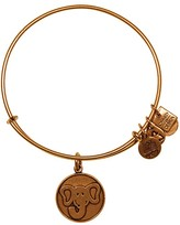 Alex and Ani Elephant Expandable Wire Bangle, Charity by Design Collection