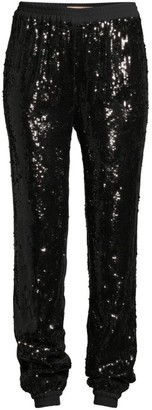 Michael Kors Sequin Jogger Pants
