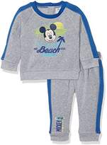 Disney Baby Boys' Mickey Summer Beach Clothing Set,(Manufacturer Size: 24 Months)