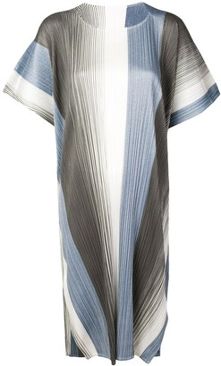 Pleats Please Issey Miyake Micro Pleated Dress