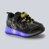 Dc Comics Toddler Boys' Batman Lighted-Up Sneakers -
