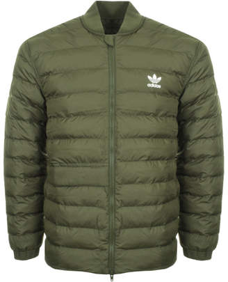 adidas Superstar Outdoor Jacket Green