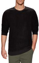 Miramar Textured Sweatshirt