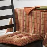 WholeHome 'Autumn Plaid' Chair Pad-Plaid