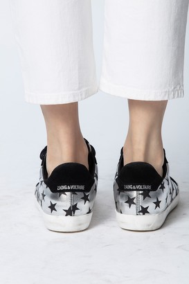 Zadig & Voltaire Zadig Used Circus Sneakers