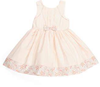 Toddler Girl Seersucker Dress