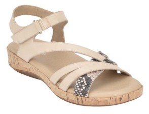 Easy Spirit Women's Lilah Cork Sandals Women's Shoes