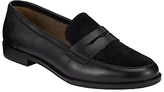 John Lewis Graye Loafers, Black