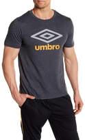 Umbro Short Sleeve Front Graphic Print Tee