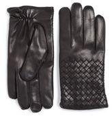 Bottega Veneta Leather Gloves