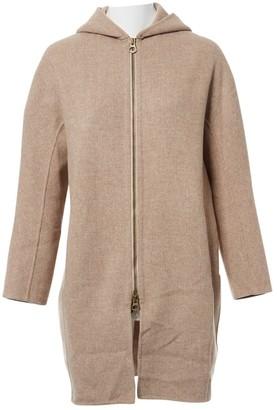 Acne Studios Brown Wool Coat for Women