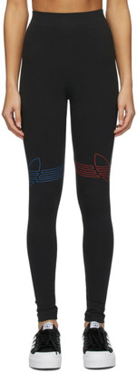 adidas Black Adicolor Leggings