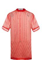 Givenchy Flipper Printed Organza T-Shirt